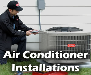 AC, Air Conditioner Installations