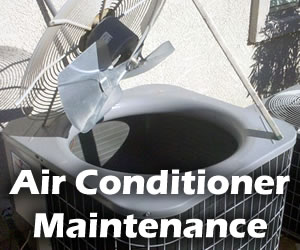 AC, Air Conditioner Maintenance