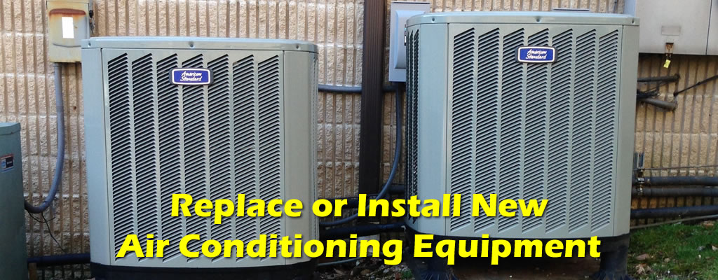 Air Conditioning Equipment Installations