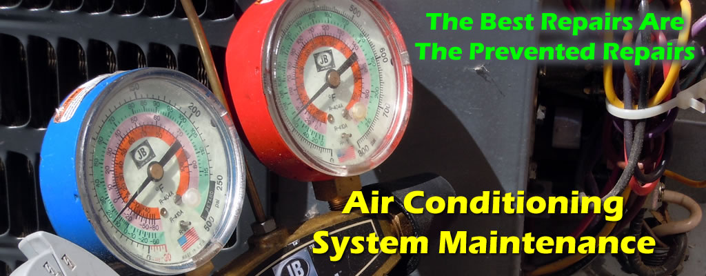 Air Conditioning Equipment Maintenance