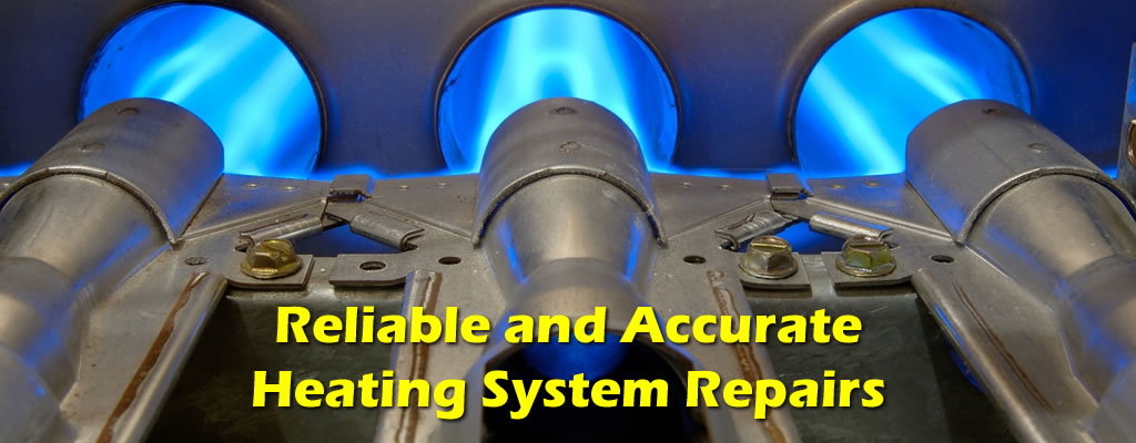 Heating, Furnace, Heat Pump Equipment Repairs